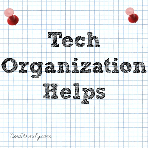 Tech Organization Helps