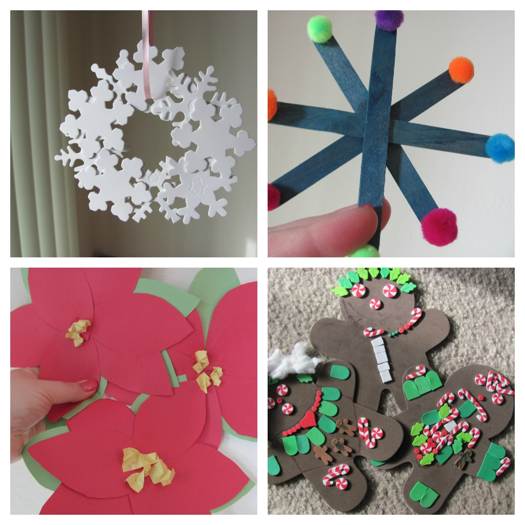 Christmas crafts for kids 25 fun and easy holiday crafts for Free christmas crafts for kids