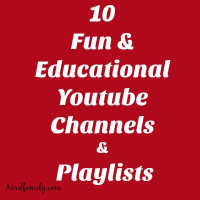 10 fun and Educational Youtube